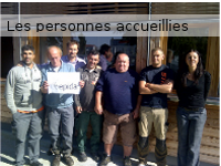 personnes accueillies